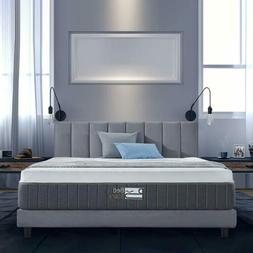 BedStory 8'' Gel Memory Foam Mattress CertiPUR-US TWIN FULL
