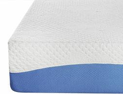 Olee Sleep 10 Inch Gel Infused Layer Top Memory Foam Mattres