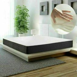 10 inch king size memory foam mattress