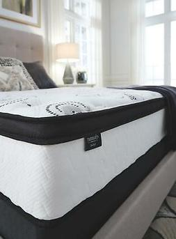 12-Inch Hybrid Mattress Extra Plush Comfort Pillow Top Chime