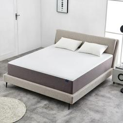 12 Inch King Size Gel Memory Foam Mattress With CertiPUR-U