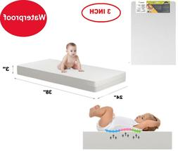 3 Firm Portable Mattress