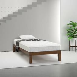 6 Inch Full Size Bunk Bed Mattress in a Box Extra Firm Comfo