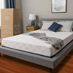 8-Inch Bed in a Box Adaptive Comfort Layers Medium-Firm Feel