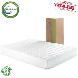8 inch Innerspring Mattress Multiple Size Bed Cool Firm Slee
