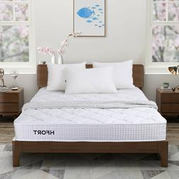 8 Inch Twin Full Size Mattress Coil Spring Bed Innerspring C