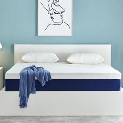 Molblly 8 Inch Twin Size Memory Foam Bed Mattress With More