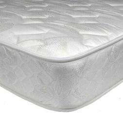 "8"" MedCare HD 280 Coil Tight Top Innerspring Mattress, Twin"
