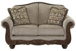 Ashley Cecilyn Collection 5760335 Loveseat with Fabric Uphol