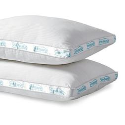Beautyrest Extra Firm Pillow for Back & Side Sleeper, Two Pa