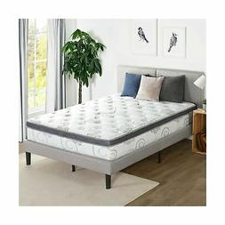 Olee Sleep 12 Inch Gel Infused Euro Box Innerspring Mattress
