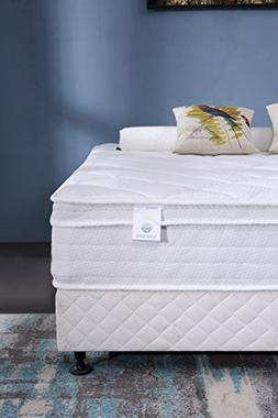 Oliver Smith - Organic Cotton - 12 Inch - Firm Mattress - Co