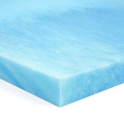 Red Nomad - King Size 3 Inch Thick, Ultra Premium Gel Infuse