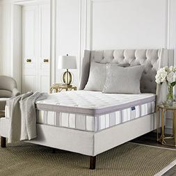 Safavieh Dream Collection Serenity White and Grey Spring Mat