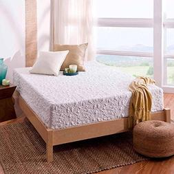"12"" Theratouch Memory Foam Mattress Queen Size Spa Sensation"