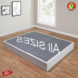 All Size Box Spring Metal Frame Box Springs For Bed Folding