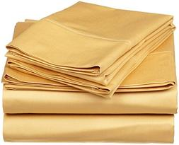 Top Selling on Amazon RV Short Queen 4-Piece Sheet Set -  Go