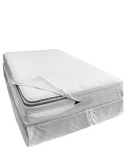 Natural Comfort Anti-Bedbug Waterproof Box Spring/Mattress E