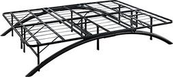 Flex Form Arched Platform Bed Frame/Metal Mattress Foundatio
