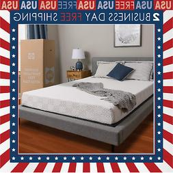 Sealy 8-Inch, Memory Foam Mattress in a Box, Adaptive Comfor