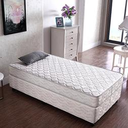 Le Confort 6.9 inch Bed Mattress Supportive Compressed Roll