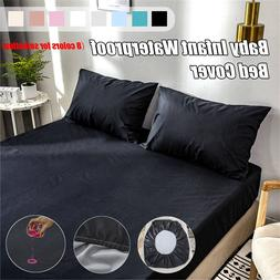 Bed Sheet With Pillowcase Solid color <font><b>Polyester</b>