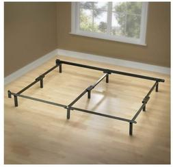 Best California King Size Metal Bed Frame 9 Leg Support For