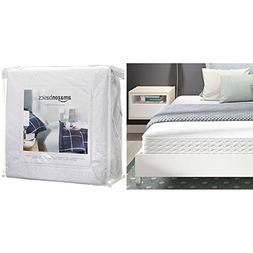 Signature Sleep Contour 8 Inch Reversible Independently Enca