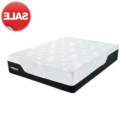 Classic Brands Cool Gel 2.0 Ultimate Gel Memory Foam 14-Inch