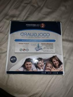 Guardsman Coolguard Mattress Cover  Sealed Package
