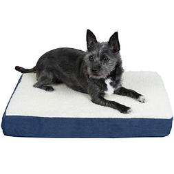 Deluxe Orthopedic Pet Bed Mattress for Dogs &Cats Small Sher