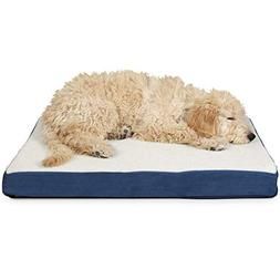 deluxe orthopedic bed mattress dogs