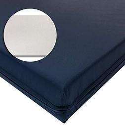 Everynight Road Deluxe Dual Sided Economical Medium-Firm Foa