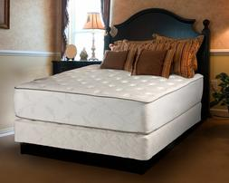Exceptional Plush Mattress and Box Spring Set - King Size