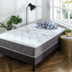 Zinus Extra Firm iCoil 10 Inch Support Plus Mattress, Twin
