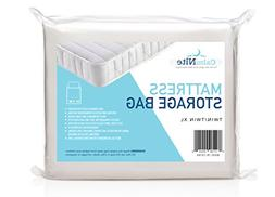 CalmNite Extra Thick Mattress Storage Bag for Moving and Sto