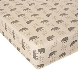 "Glenna Jean Fairbanks Crib Sheet Fitted 28""x52""x8"" Nursery S"