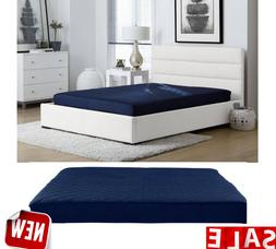 FULL SIZE MATTRESS Bed Bedding Bedroom Quilted Soft Kids Sle