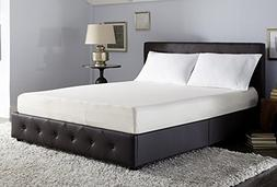 Gel Memory Foam 10 inch Mattress by ExceptionalSheets - Full