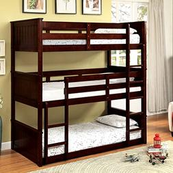 HOMES: Inside + Out IDF-BK628 Ringo Bunk Bed Childrens Frame