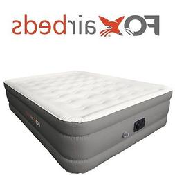 Best Inflatable Bed By Fox Airbeds - Plush High Rise Air Mat