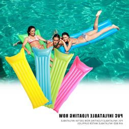 Inflatable Swimming Pool Floating Row PVC Water Sports Air M