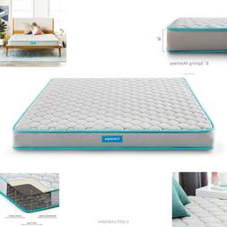 Linenspa Innerspring Mattress Firm Foam Twin Full King for T