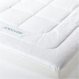 SleepBetter Iso-Cool Memory Foam Mattress Topper with Outlas