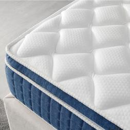 King Mattress Independently & Individually Coil Pocket Sprin