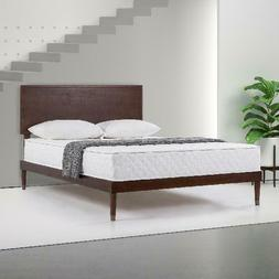 "Slumber 1 by Zinus 8"" Spring Mattress-In-a-Box Multiple Bed"