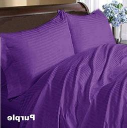 KM Home Bedding 25- Inches Mattress Pocket 600 Thread Count