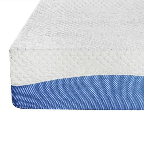 10 Gel Infused Layer Top Mattress Twin/Full/Queen/King/Cal