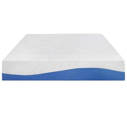 10 Inch Layer Top Foam Mattress Twin/Full/Queen/King/Cal