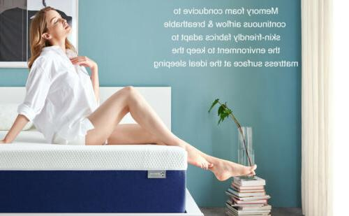 Molblly 8 Size Memory Foam More Breathable Bedroom